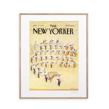 Lamina The Newyorker Orquesta