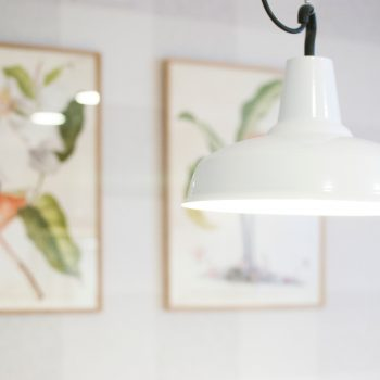 Lámpara Vintage Iluminación El Taller de Carola Valencia