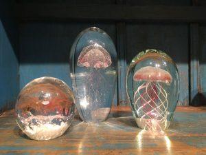 Medusas Cristal Regalo Decoración