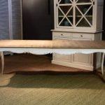 007se-1254-3.-oak Mesa de comedor francesa