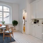 decoración cocina de estilo nórdico