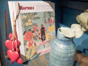 Revista Kireei El Taller de Carola