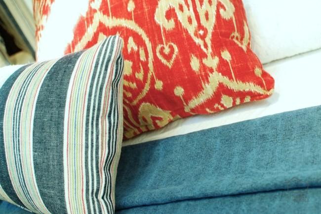 Telas tapizar tienda valencia el taller de carola - Catalogo de telas para tapizar ...