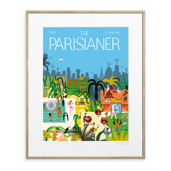 The Parisiener Cartel Poster