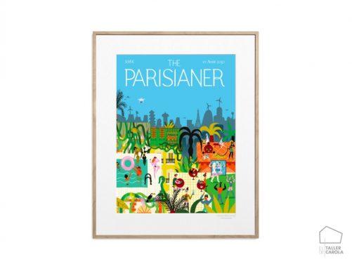 The Parisiener Piscina
