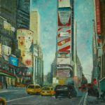 Time Square, ( 81 x h65 )
